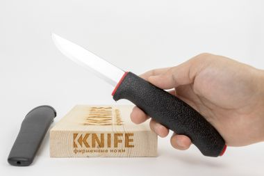 "Нож ""Allround 711"" Carbon Steel GRN 11481 от Morakniv — Kknife"