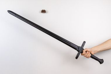 "Меч ""Hand and a Half Training Sword"" 92BKHNH от Cold Steel — Kknife"