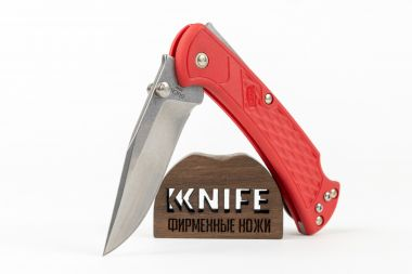 "Нож ""112 Ranger Slim Select"" 420НС термопластик GRN 0112RDS2 от Buck Knives — Kknife"