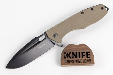 "Нож ""Caracal Tactical"" D2 G-10 01BO759 от Boker Plus — Kknife"