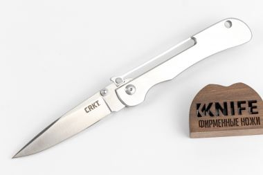 "Нож ""Offbeat"" 8Cr14MoV Stainless steel 7730 от CRKT  — Kknife"