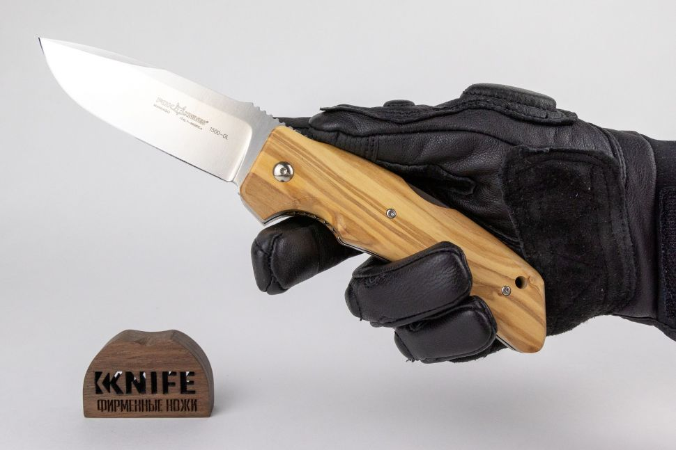 "Нож ""Forest"" Olive, N690 FOX Knives 1500 OL  фото 1 — Kknife"