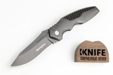 Нож Remington 420J2 Carbon Fiber R30002 от Buck Knives  — Kknife