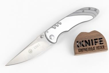 "Нож ""Trajectory Ruger"" 8Cr13MoV Stainless Steel R2802 от CRKT  — Kknife"