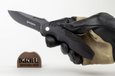 Нож Remington 420J2 Carbon Fiber  R30001 от Buck Knives — Kknife