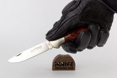 "Нож ""Forest"" 500 F Series Pakka Wood N690 Fox Knives  — Kknife"
