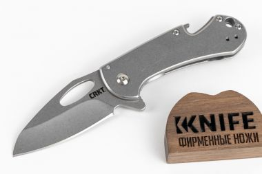 "Нож ""Bev-Edge"" 8Cr13MoV Stainless Steel 4630 от CRKT   — Kknife"