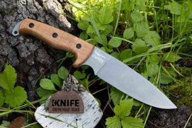 "Нож ""Shark"" PGK Tacwash Walnut от Kizlyar Supreme — Kknife"