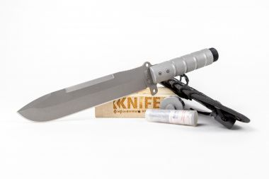 "Нож ""Survivalist X"" D2 Tacwash от Kizlyar Supreme — Kknife"