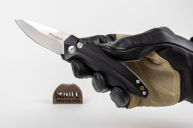 "Нож ""Final Flick out black"" 440А Steel 01SC062 от Boker Magnum — Kknife"