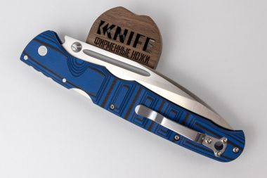 "Нож ""Frenzy II (Blue/Black)"" CPM-S35VN 62P2A от Cold Steel  — Kknife"
