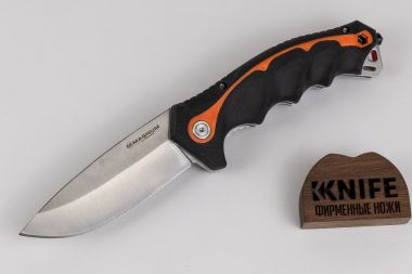 "Нож ""Chainsaw Attendant Satin"" 440В 01RY294 от Boker Magnum — Kknife"