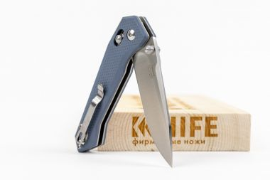 "Нож ""Firebird FB7651-GY"" 440C Grey G-10 от Ganzo — Kknife"