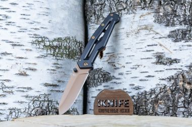 "Нож ""Paralite"" 5Cr13MoV Stainless Steel 1167270 от Gerber — Kknife"