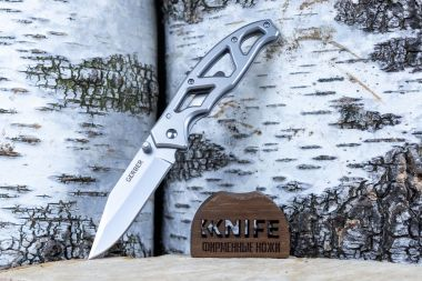 "Нож ""Paraframe I"" 7Cr17 Stainless Steel 1013969 от Gerber — Kknife"