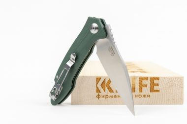 "Нож ""Firebird FH51-GB"" D2 Green G-10 от Ganzo — Kknife"