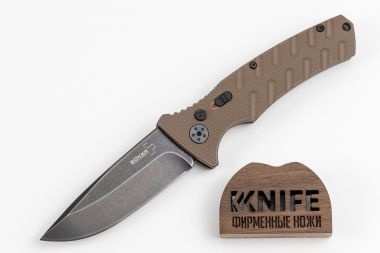"Нож ""Strike Coyote"" AUS-8 01BO424 от Boker Plus — Kknife"