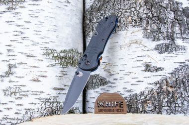 "Нож ""Triage"" Crucible CPM-S30V G-10 917BK-1901 от Benchmade — Kknife"