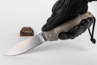 "Нож ""Pocket Bushman Knife"" German 4116 95FB от Cold Steel — Kknife"
