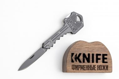 "Нож-брелок ""Folding Key"" 5Cr13MoV KEY101 от SOG — Kknife"