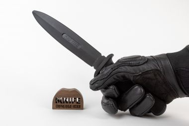 "Нож тренировочный""Rubber Training Peace Keeper I"" 92R10D от Cold Steel  — Kknife"