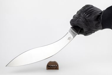 "Мачете ""Gurkha Kukri"" O-1 High Carbon от Cold Steel — Kknife"