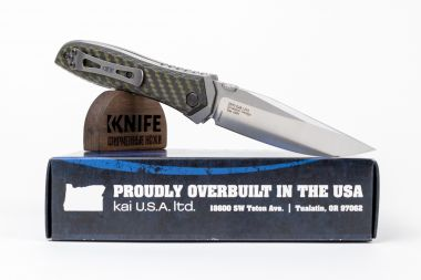 "Нож ""Emersons Design 640 Folder 2-Tone"" Crucible CPM 20CV titanium K0640 от Zero Tolerance — Kknife"