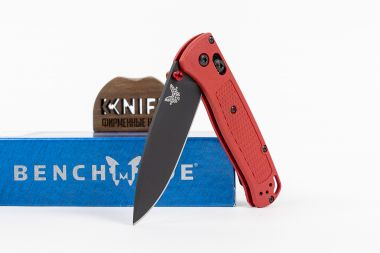"Нож ""Bugout"" Crucible CPM-S30V CF-Elite 535BK-2001 Limited Edition от Benchmade — Kknife"