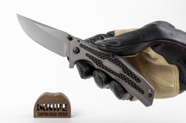 "Нож ""Duo Jet"" 8Cr13MoV Stainless Steel 8300 от Kershaw — Kknife"