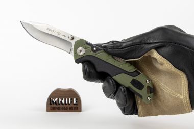 "Нож ""661 Small Pursuit"" 420НС GRN 0661GRS от Buck Knives — Kknife"